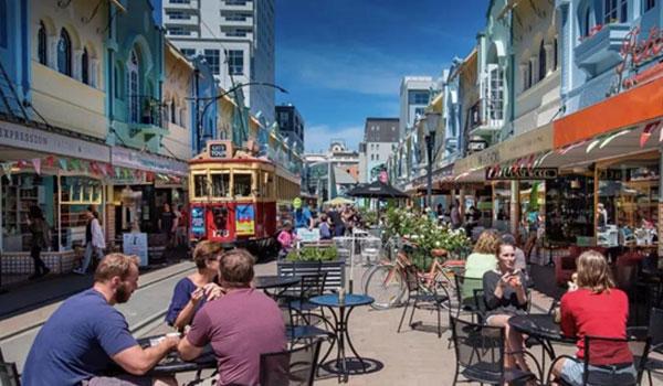 Study Holiday Christchurch